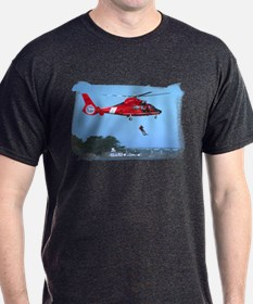 Coast Guard Chopper T-Shirt