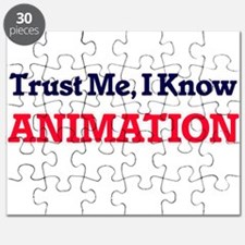 Trust Me, I know Animation Puzzle