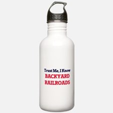 Trust Me, I know Backy Water Bottle