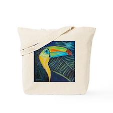 Tropical Toucan Tote Bag
