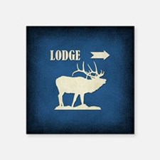 LODGE Sticker