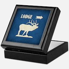LODGE Keepsake Box