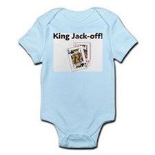 King Jack-off! Infant Creeper