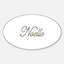 Cute Noelle Decal