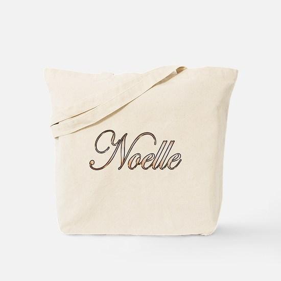 Unique Noelle Tote Bag
