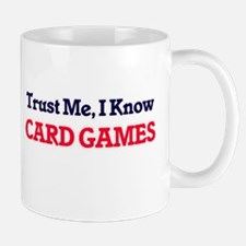 Trust Me, I know Card Games Mugs