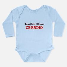 Trust Me, I know Cb Radio Body Suit