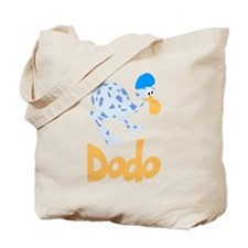 Cute Dodo Tote Bag