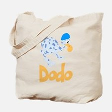 Cute Dodo Tote Bag