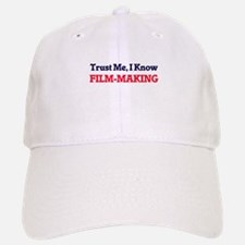 Trust Me, I know Film-Making Baseball Baseball Cap