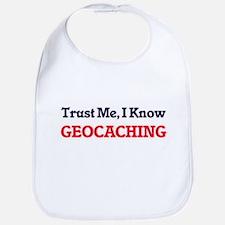 Trust Me, I know Geocaching Bib