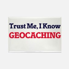 Trust Me, I know Geocaching Magnets
