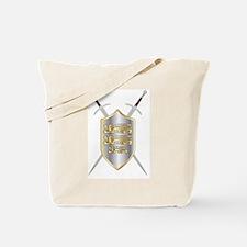 Unique Knight Tote Bag