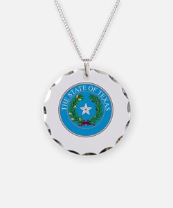 Cool Lone star Necklace