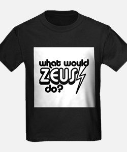 What Would Zeus Do? T-Shirt