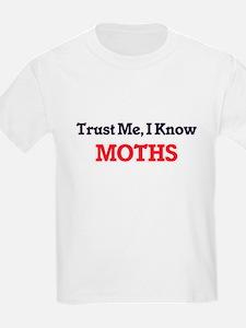 Trust Me, I know Moths T-Shirt