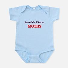 Trust Me, I know Moths Body Suit