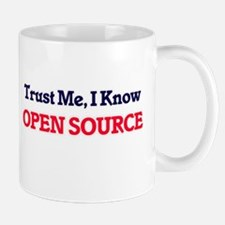Trust Me, I know Open Source Mugs