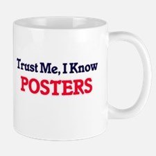 Trust Me, I know Posters Mugs