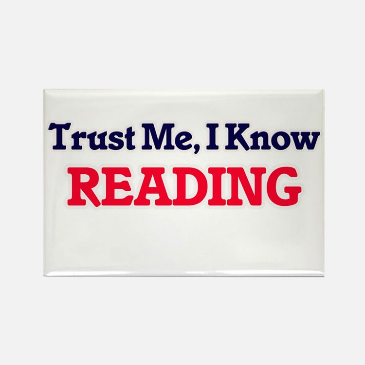 Trust Me, I know Reading Magnets