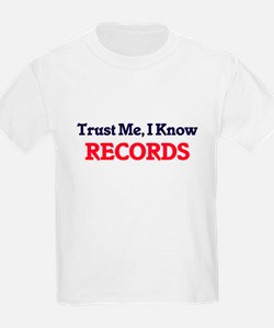 Trust Me, I know Records T-Shirt