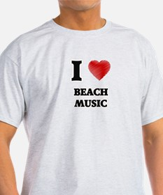 I Love Beach Music T-Shirt
