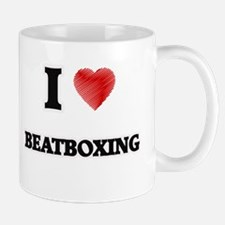 I Love Beatboxing Mugs