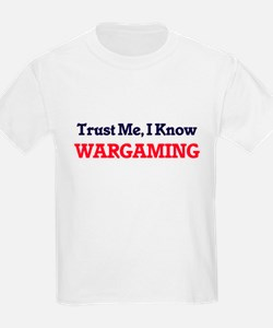 Trust Me, I know Wargaming T-Shirt