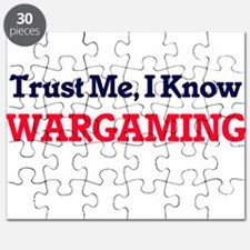 Trust Me, I know Wargaming Puzzle