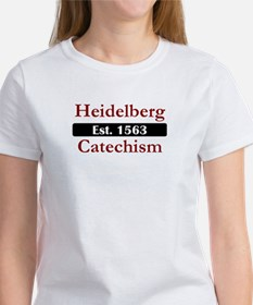 Heidelberg Catechism 2-Sided T-Shirt