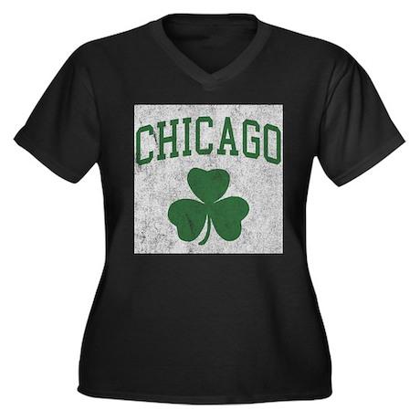 Chicago Irish Plus Size T-Shirt