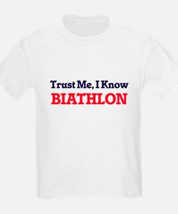 Trust Me, I know Biathlon T-Shirt