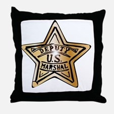 Cute Law and order Throw Pillow