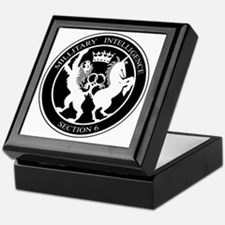 Unique Spy Keepsake Box