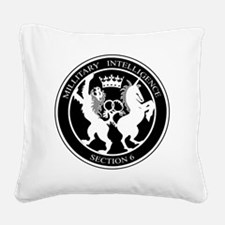 Unique United kingdom Square Canvas Pillow