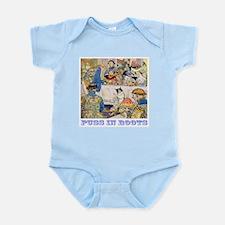 Puss In Boots Infant Bodysuit
