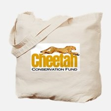 Cheetah Conservation Fund Tote Bag