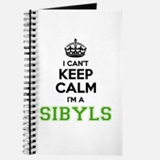 Sibyls I cant keeep calm Journal