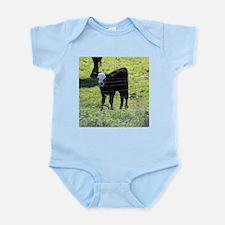 Calf Body Suit