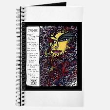 Trigger Illustrated Poem Journal