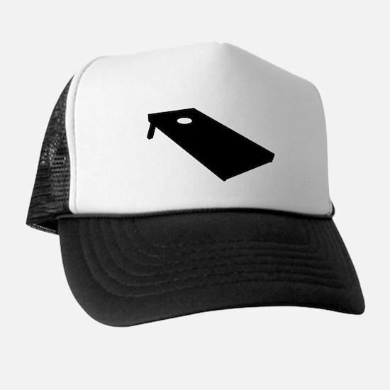Cornhole Trucker Hat