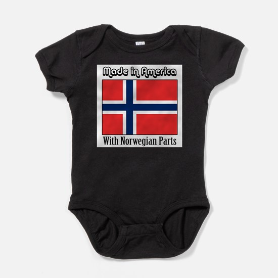 Funny World culture Baby Bodysuit