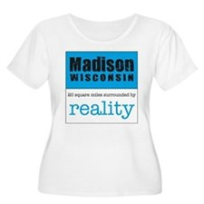 Madison Wisconsin surrounded T-Shirt