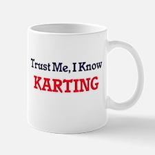 Trust Me, I know Karting Mugs
