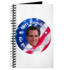 """Mitt Romney 2008"" Journal"
