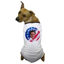 """Mitt Romney 2008"" Dog T-Shirt"