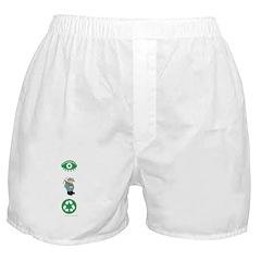 I Dig Recycling Boxer Shorts