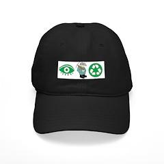 I Dig Recycling Baseball Hat