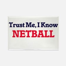 Trust Me, I know Netball Magnets
