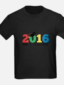 2016 Pre-K Graduate T-Shirt
